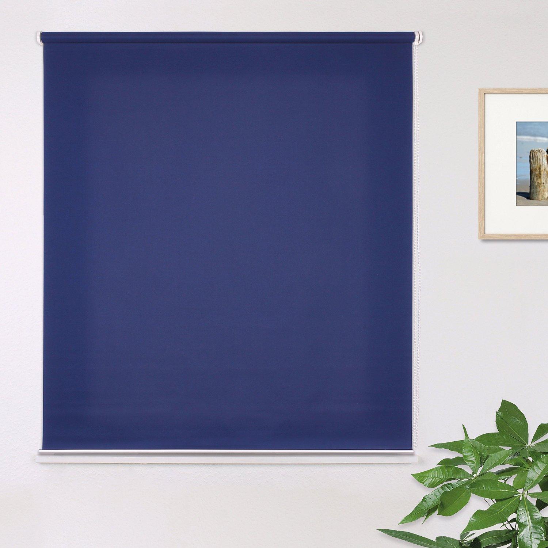 Fensterdecor Fertig Sichtschutz Rollo 80 cm breit 180 cm hoch
