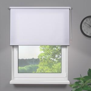 Fertig Sichtschutzrollo - blickdicht und lichtdurchlässig -