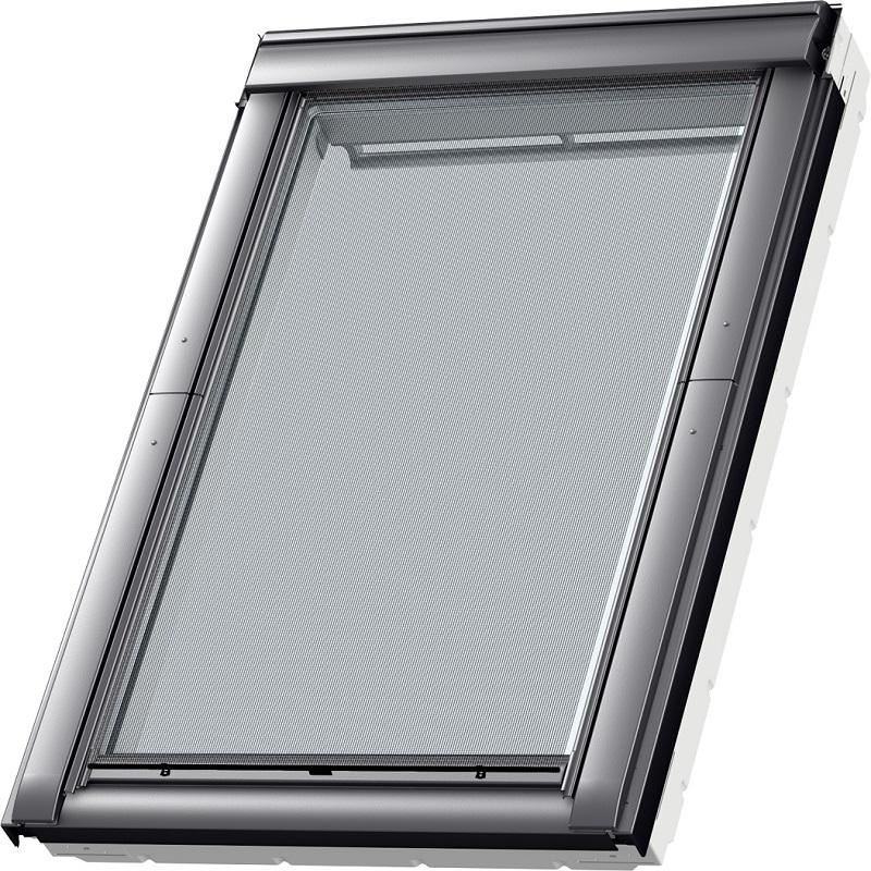 velux hitzeschutz markise bedienart manuell mit haltekrallen ebay. Black Bedroom Furniture Sets. Home Design Ideas
