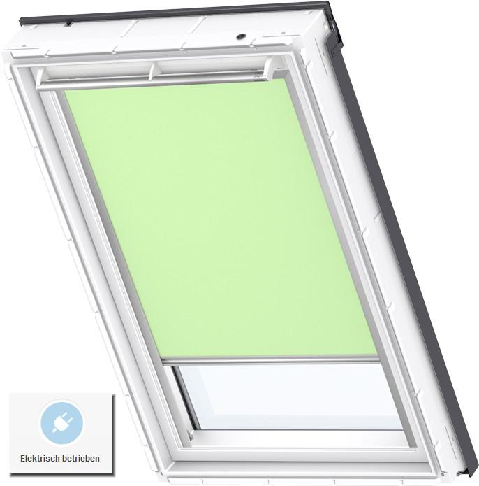 Velux verdunkelungsrollo bedienart elektrisch ebay - Velux dachfenster elektrisch nachrusten ...
